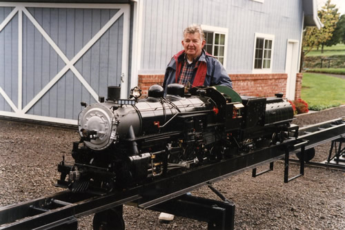 Live Steam and Outdoor Railroading V47 N 4 July/August 2013